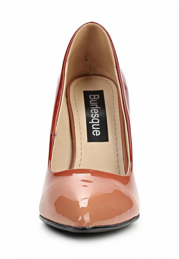 Туфли на каблуке Burlesque W759-10: изображение 4
