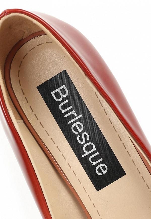 Туфли на каблуке Burlesque W759-10: изображение 7