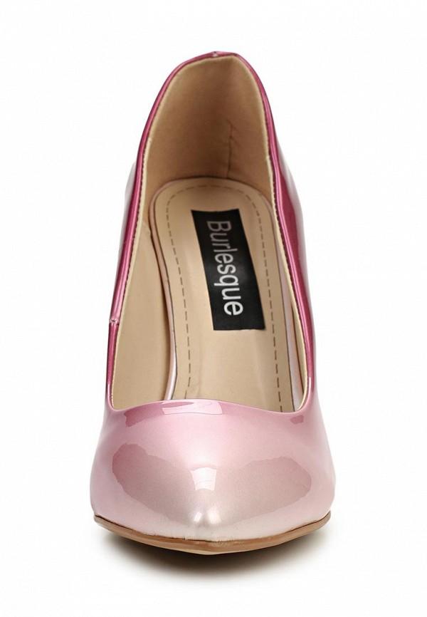 Туфли на каблуке Burlesque W759-13: изображение 4