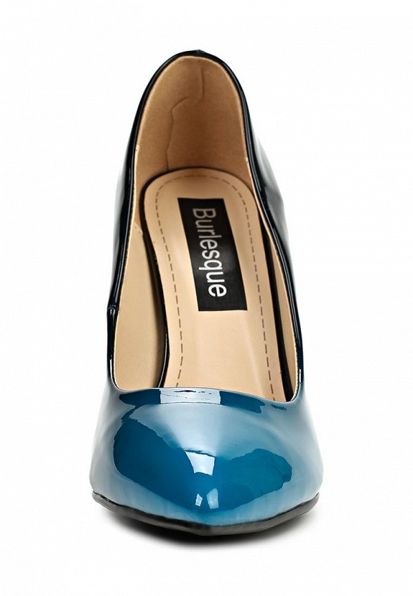 Туфли на каблуке Burlesque W759-15: изображение 4