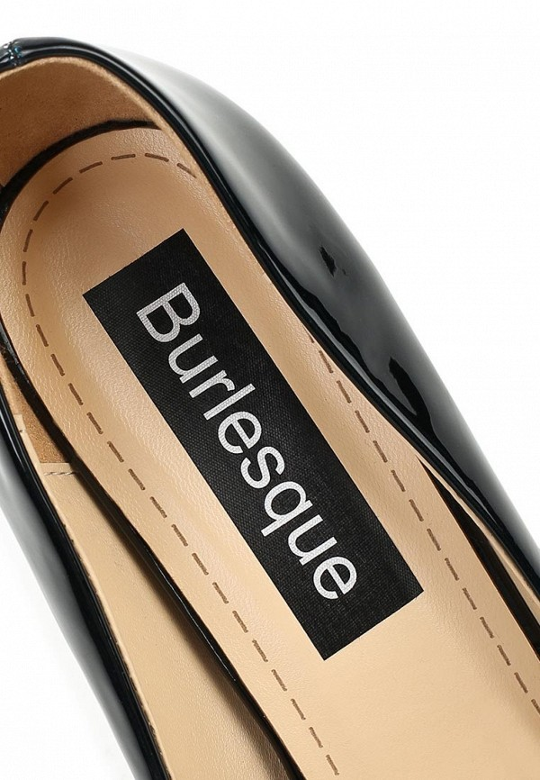 Туфли на каблуке Burlesque W759-15: изображение 7