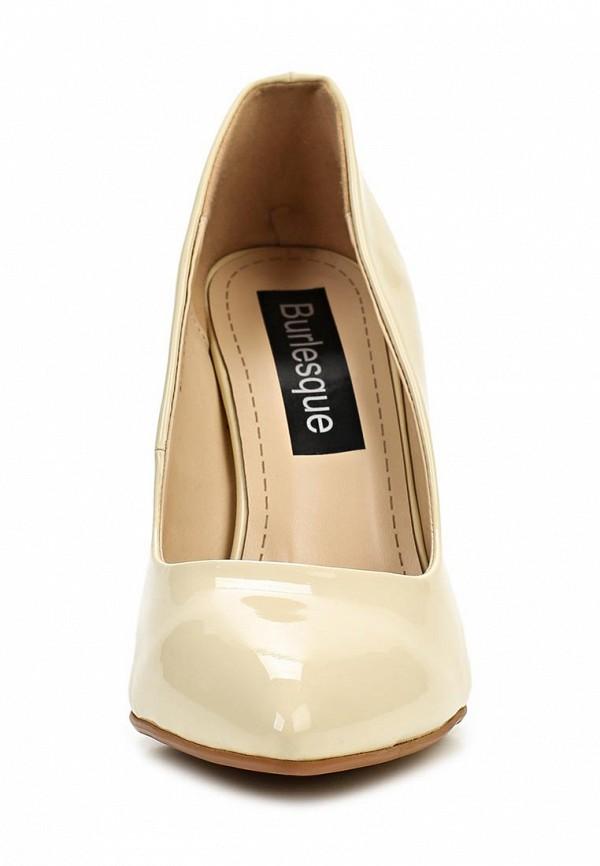 Туфли на каблуке Burlesque W759-2: изображение 4