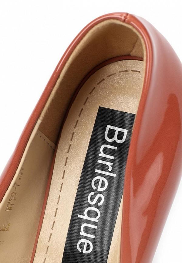 Туфли на каблуке Burlesque W759-7: изображение 7