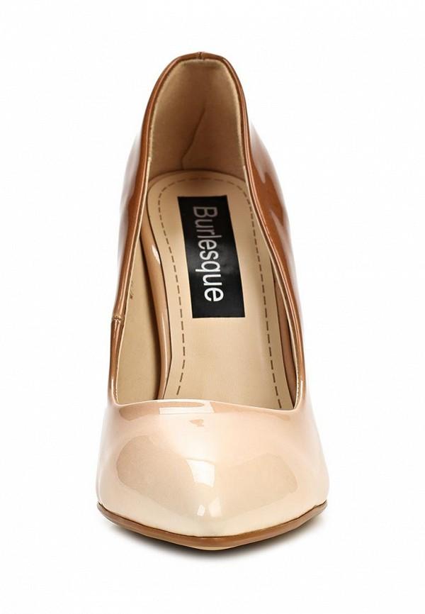 Туфли на каблуке Burlesque W759-8: изображение 4