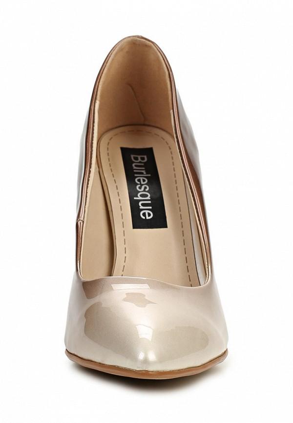 Туфли на каблуке Burlesque W759-9: изображение 7