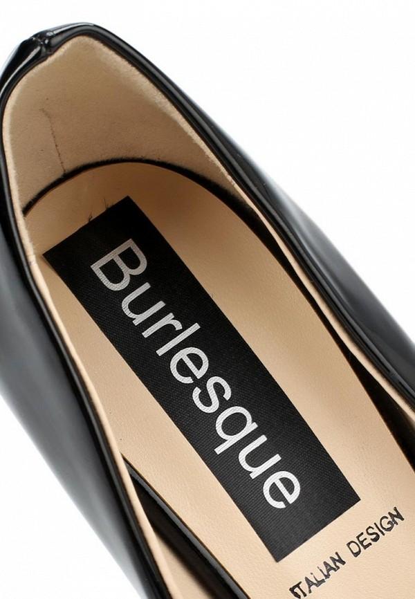 Туфли на каблуке Burlesque K58-23: изображение 6