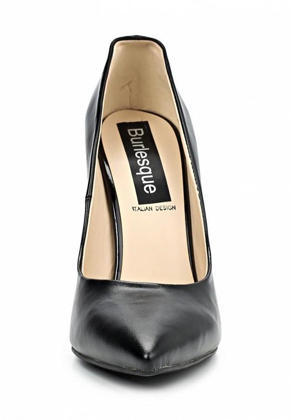 Туфли на каблуке Burlesque K58-3: изображение 10