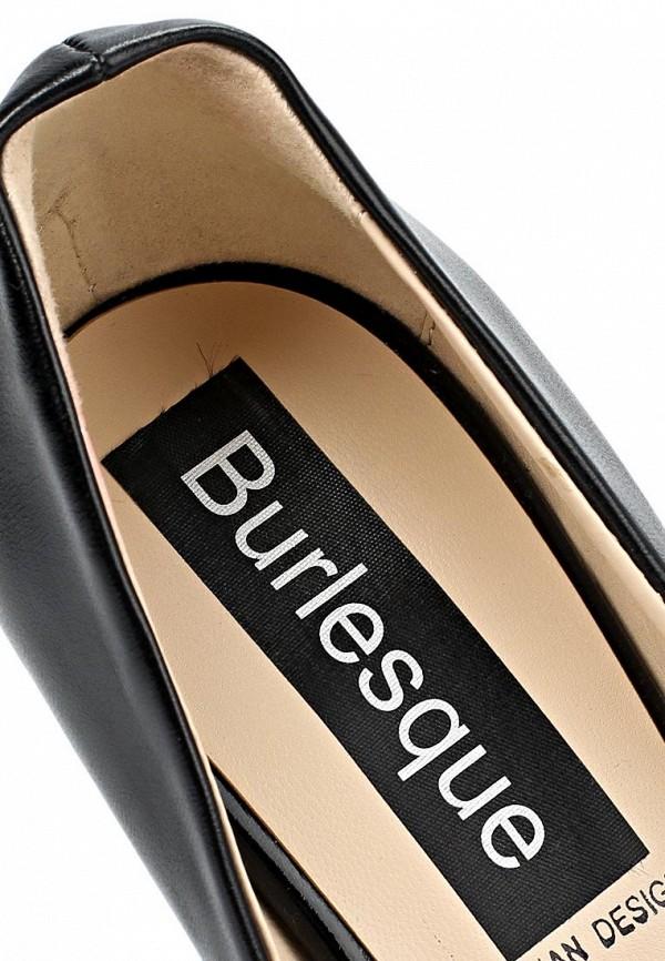 Туфли на каблуке Burlesque K58-3: изображение 13
