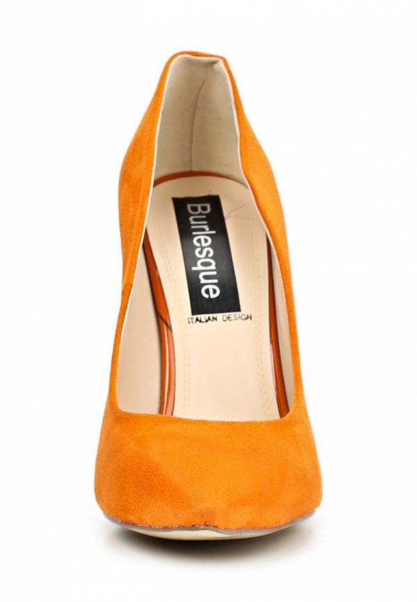 Туфли на каблуке Burlesque K58-33: изображение 10