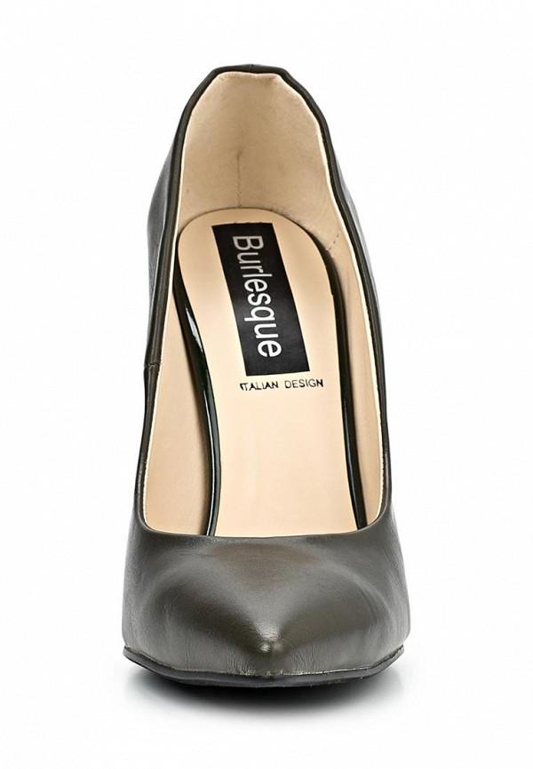 Туфли на каблуке Burlesque K58-4: изображение 6
