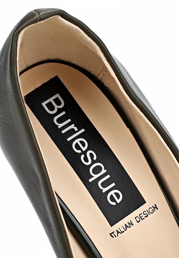 Туфли на каблуке Burlesque K58-4: изображение 12