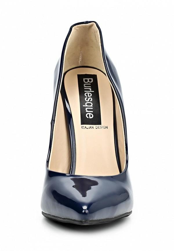 Туфли на каблуке Burlesque K58-9: изображение 6