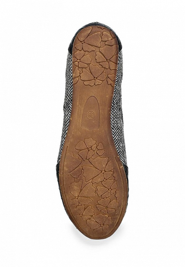 Женские ботинки Burlesque QQ21-E01: изображение 5