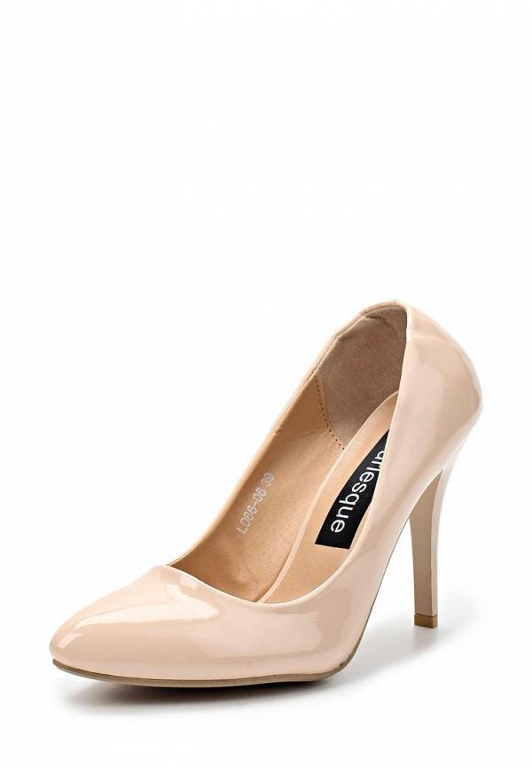 Туфли на каблуке Burlesque BC-H4: изображение 1