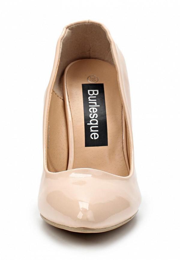 Туфли на каблуке Burlesque BC-H4: изображение 3
