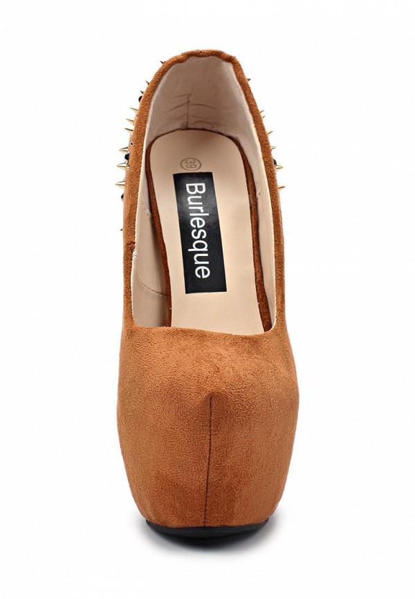 Туфли на каблуке Burlesque HB12-17: изображение 9