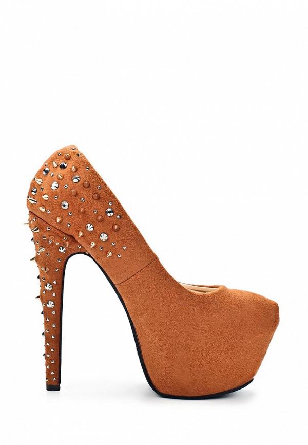 Туфли на каблуке Burlesque HB12-17: изображение 8