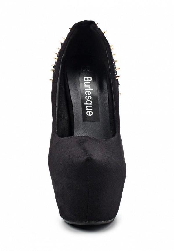 Туфли на каблуке Burlesque HB12-18: изображение 7