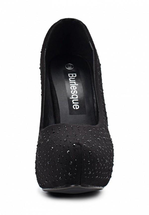 Туфли на платформе Burlesque HB12-19: изображение 7