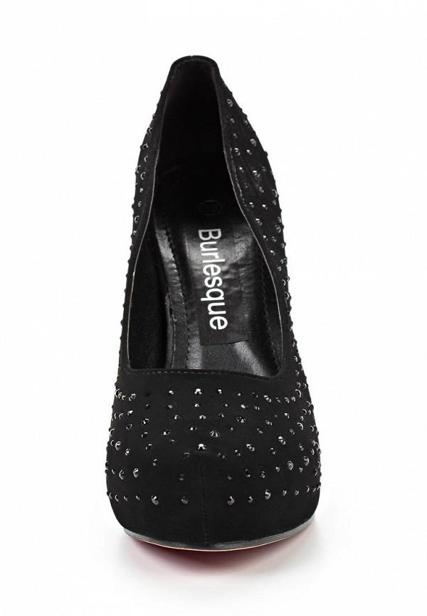 Туфли на каблуке Burlesque HB12-20: изображение 7