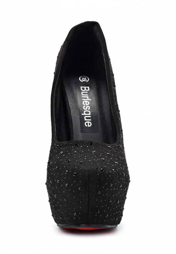 Туфли на каблуке Burlesque HB12-24: изображение 6