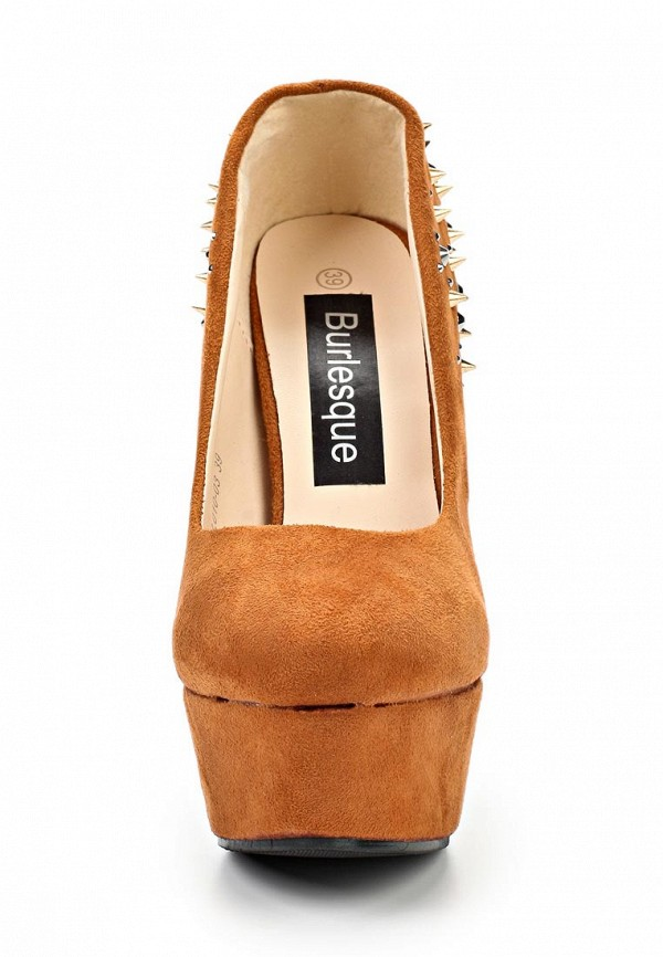 Туфли на каблуке Burlesque HB12-27: изображение 6