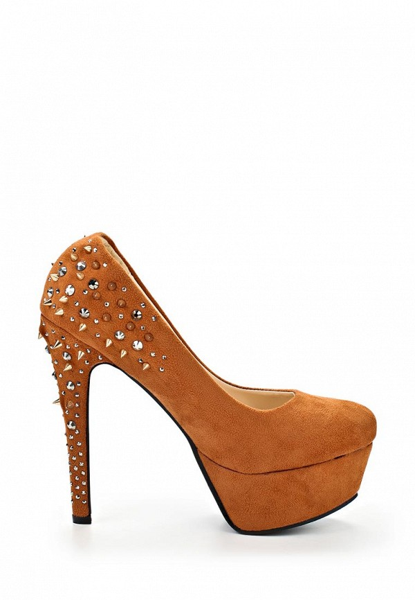 Туфли на каблуке Burlesque HB12-27: изображение 8