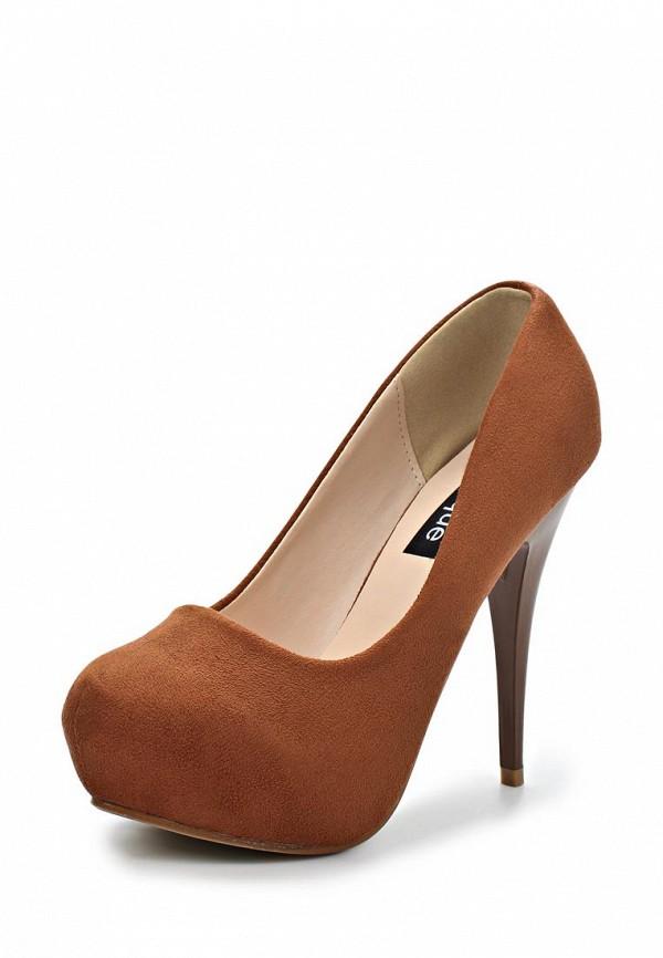 Туфли на платформе Burlesque HB12-30: изображение 2