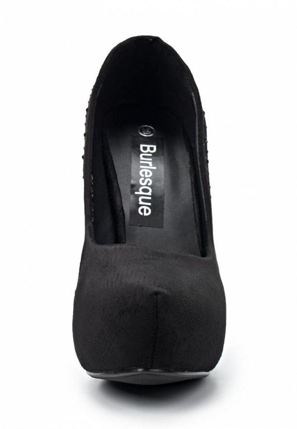 Туфли на каблуке Burlesque HB12-31: изображение 6