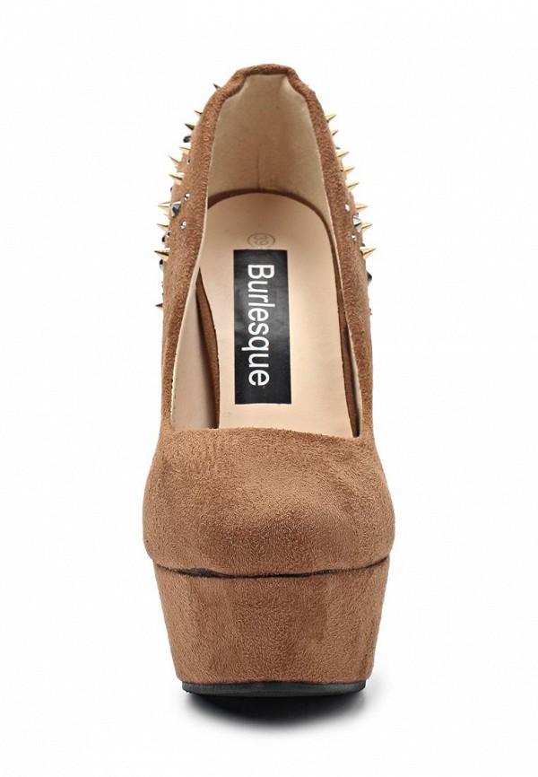 Туфли на каблуке Burlesque HB12-34: изображение 6