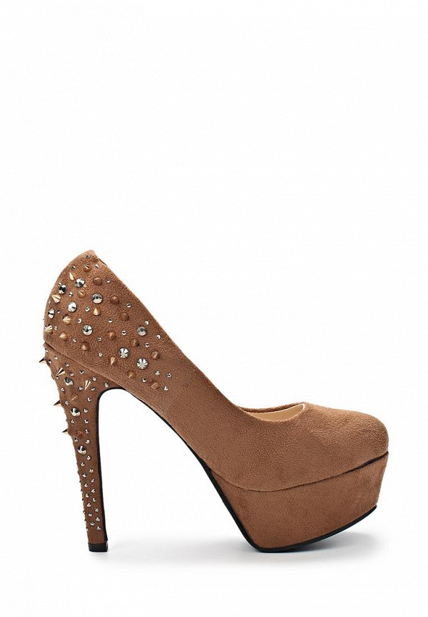 Туфли на каблуке Burlesque HB12-34: изображение 8