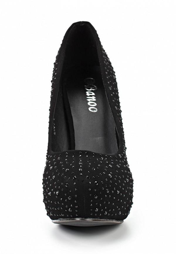 Туфли на каблуке Burlesque HB12-35: изображение 6