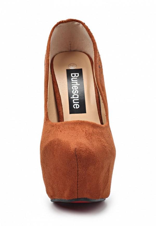 Туфли на каблуке Burlesque HB12-36: изображение 6