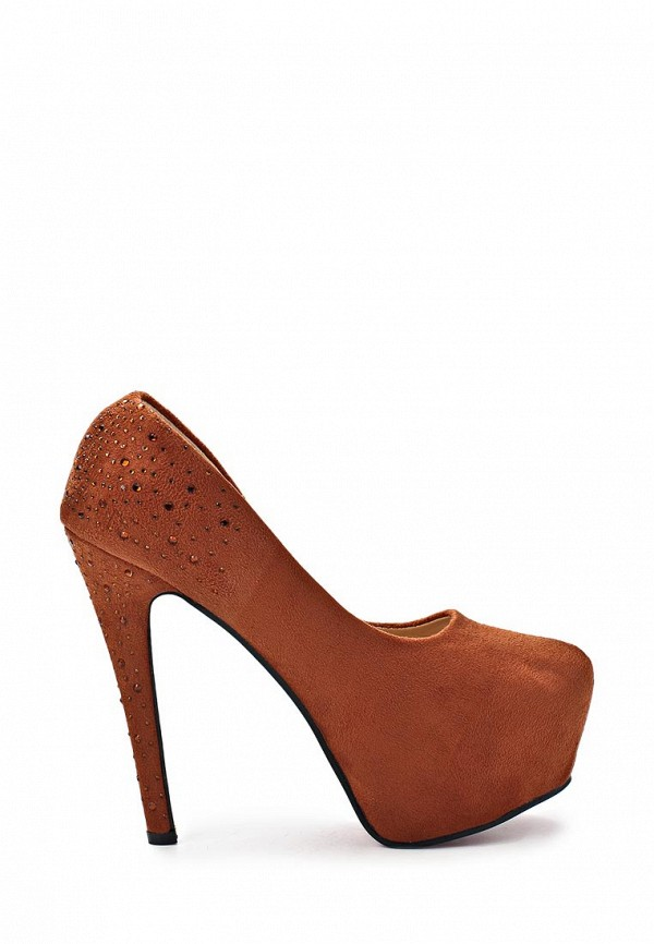 Туфли на каблуке Burlesque HB12-36: изображение 8
