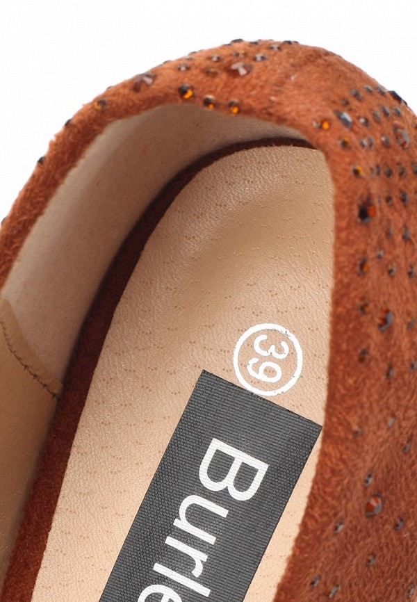 Туфли на каблуке Burlesque HB12-36: изображение 12