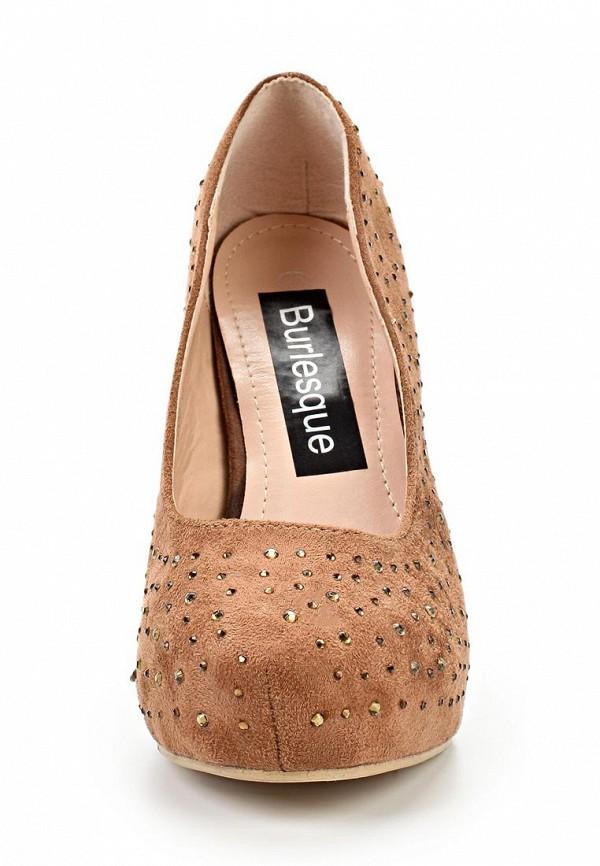 Туфли на каблуке Burlesque HB12-42: изображение 6