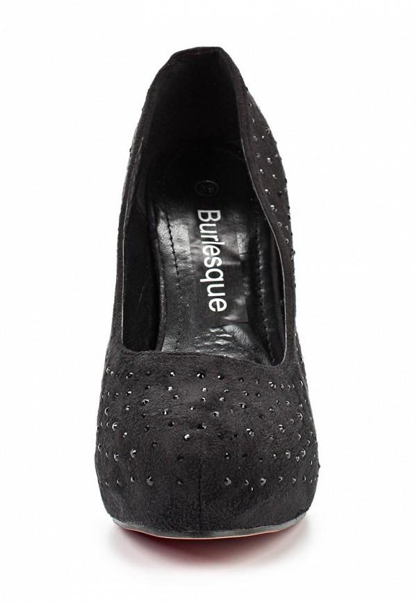 Туфли на каблуке Burlesque HB12-43: изображение 6