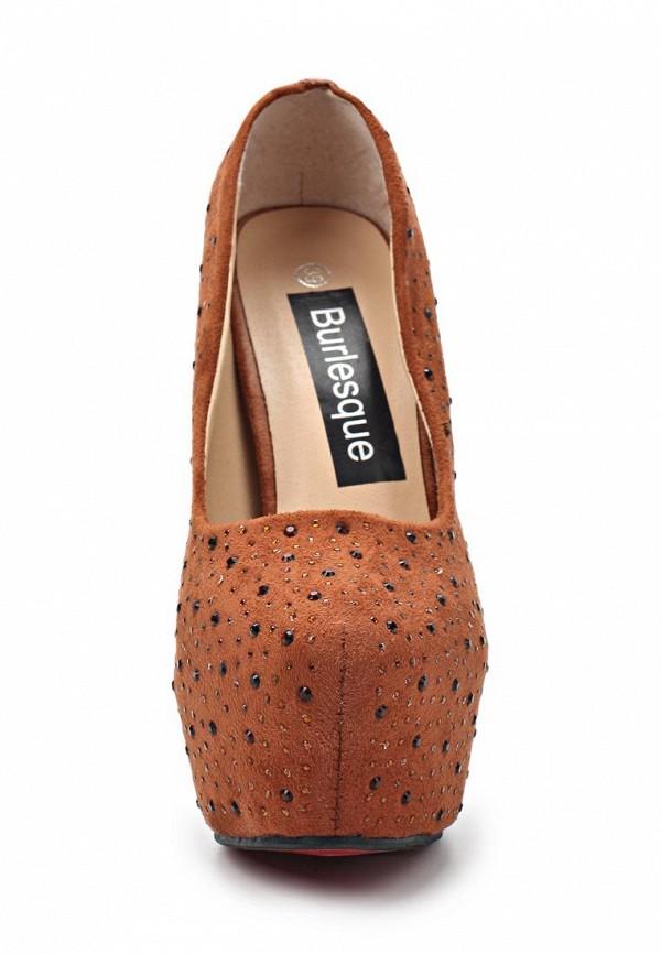 Туфли на каблуке Burlesque HB12-44: изображение 7