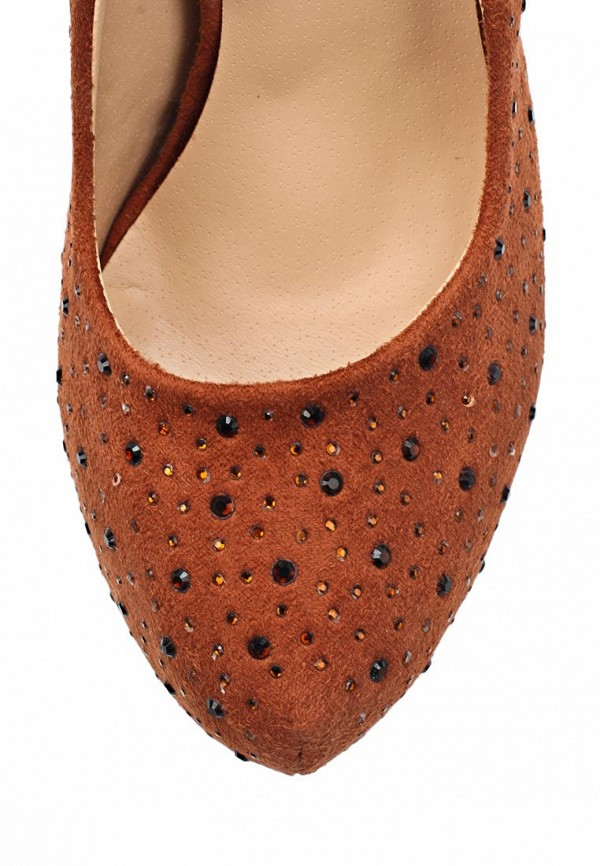 Туфли на каблуке Burlesque HB12-44: изображение 11