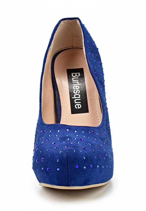 Туфли на каблуке Burlesque HB12-45: изображение 10