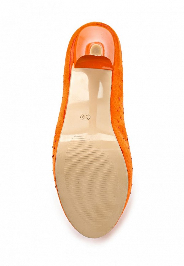 Туфли на каблуке Burlesque HB12-46: изображение 5