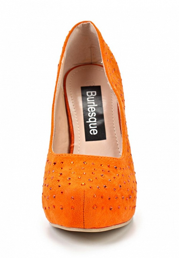 Туфли на каблуке Burlesque HB12-46: изображение 7
