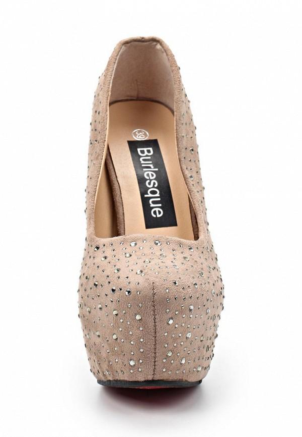 Туфли на каблуке Burlesque HB12-47: изображение 6