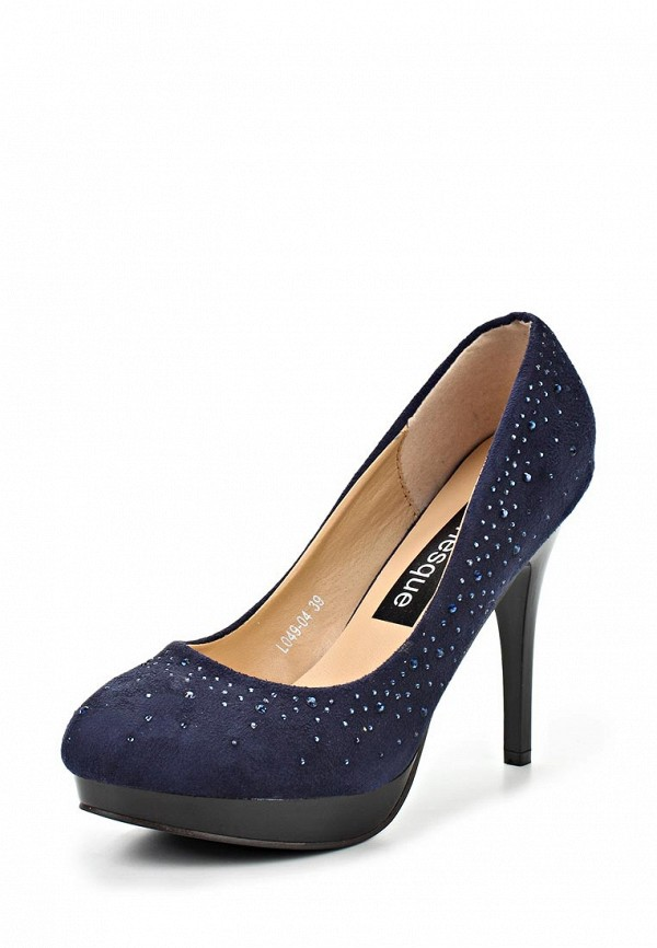 Туфли на каблуке Burlesque HB12-48: изображение 2