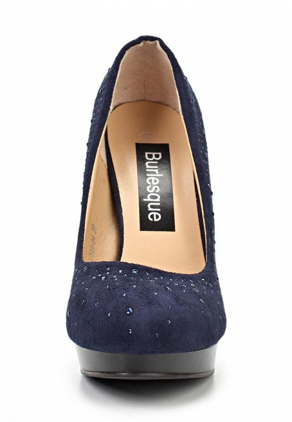 Туфли на каблуке Burlesque HB12-48: изображение 6