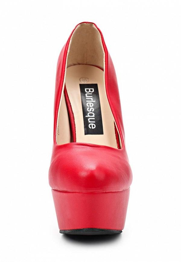 Туфли на каблуке Burlesque HB12-50: изображение 6