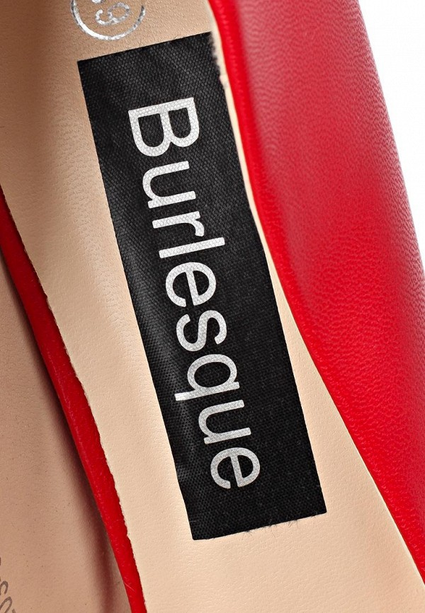 Туфли на каблуке Burlesque HB12-50: изображение 12