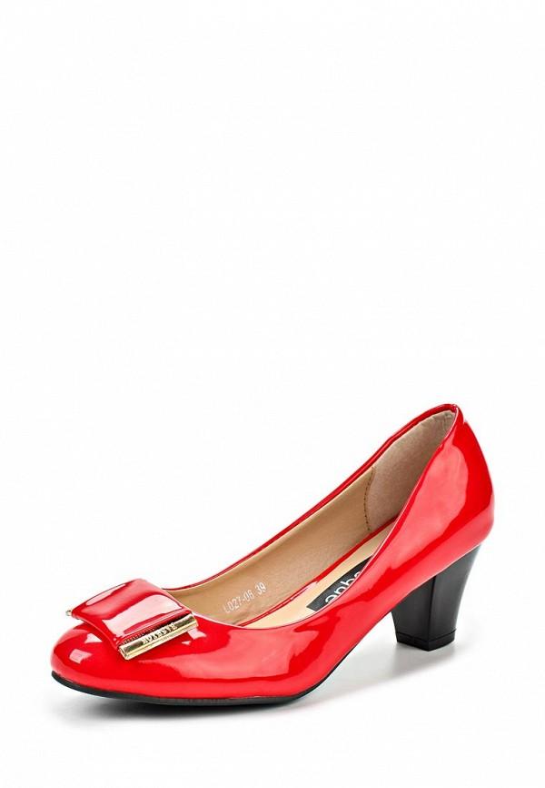 Туфли на каблуке Burlesque HB12-55: изображение 1