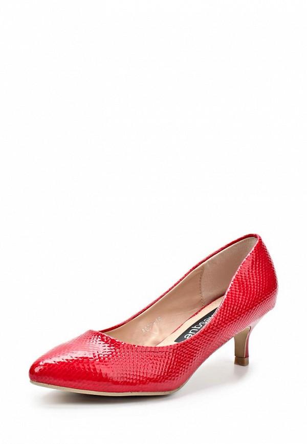 Туфли на каблуке Burlesque HB12-60: изображение 2