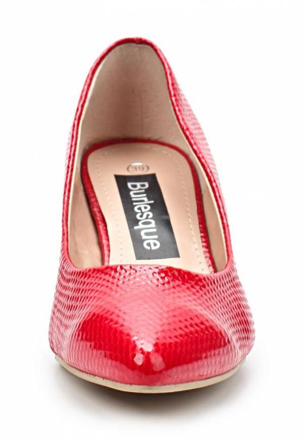 Туфли на каблуке Burlesque HB12-60: изображение 6